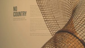 "Impressions from ""No Country: Contemporary Art for South and Southeast Asia"""